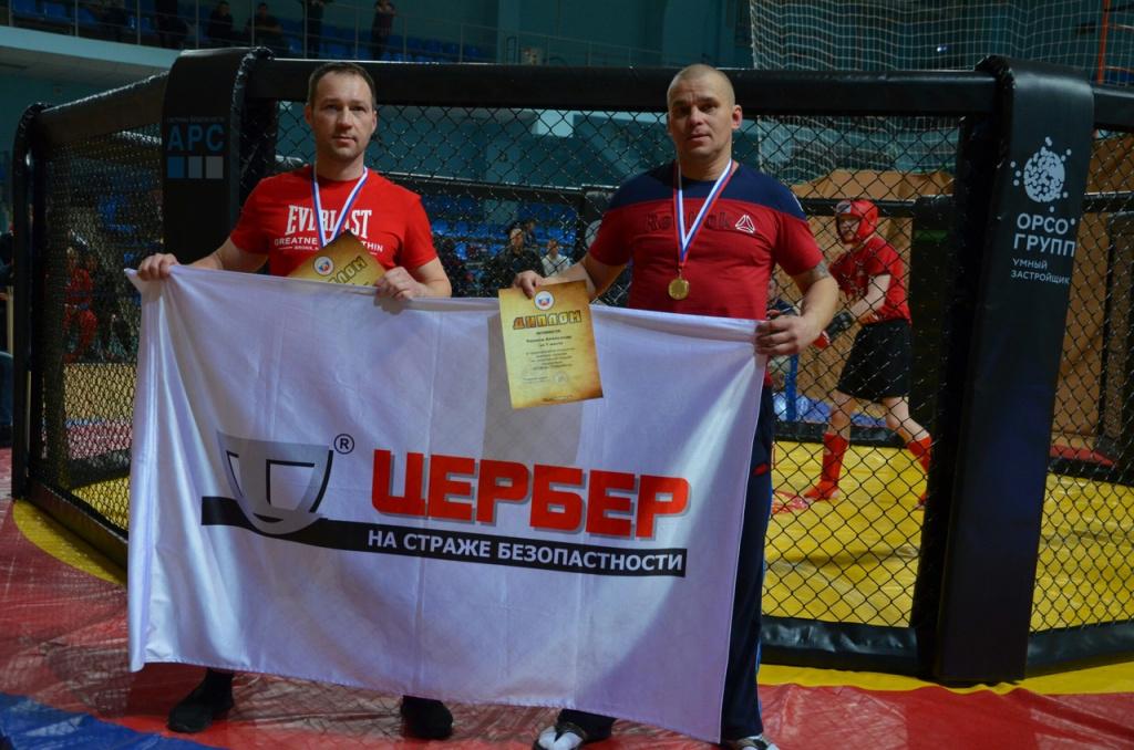Традиционный открытый турнир по спортивной борьбе панкратион «Бойцы Прикамья»