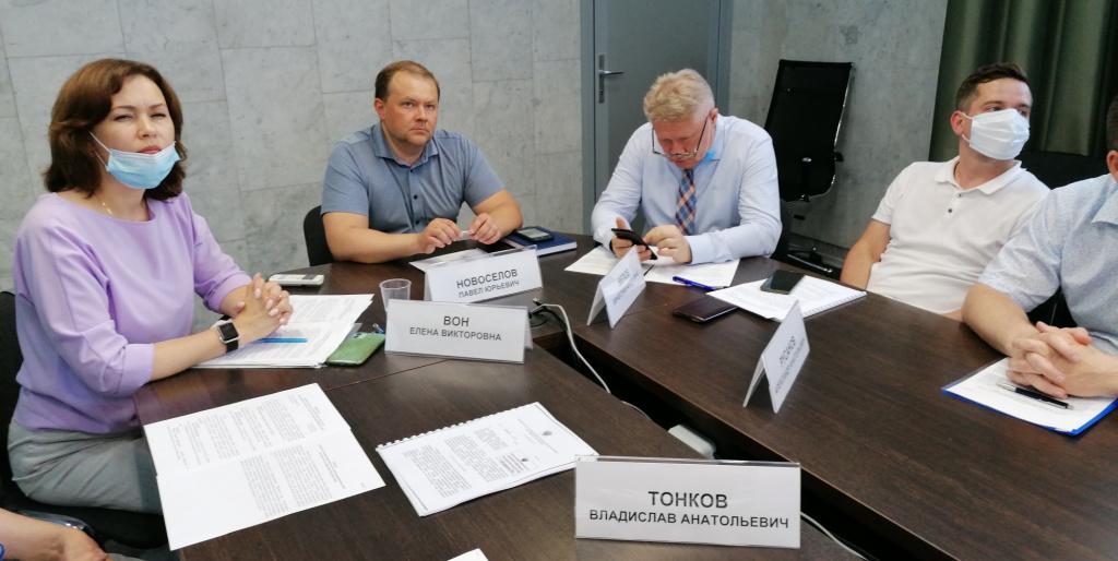 Председательствовал уполномоченный по защите прав предпринимателей в Пермском крае, заместитель председателя Комиссии Новоселов Павел Юрьевич